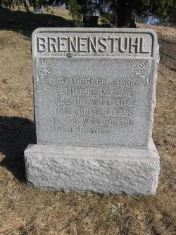 Catherine Marie <i>Roberts</i> Brenenstuhl