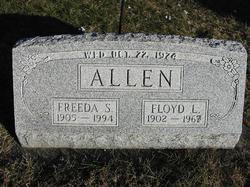 Freeda S Allen