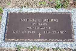 Norris Luther Boling