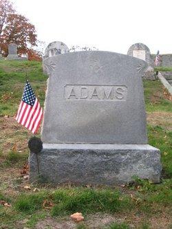 Medora E. Dora <i>Stillings</i> Adams