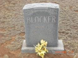 John C Blocker