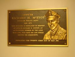 Richard Harold McEvoy