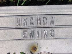 Amanda J. <i>Hutchison</i> Ewing
