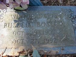 Winnie Davis Russell Bostick