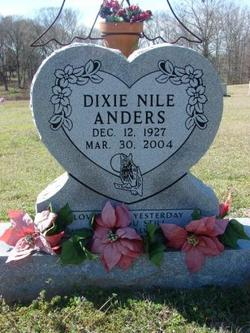 Dixie Nile Anders