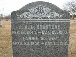 John Hunting Lowther Boustead