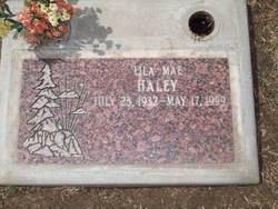 Lila Mae Haley