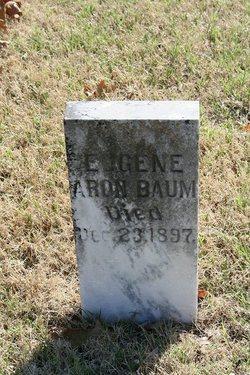 Eugene Aron Baum