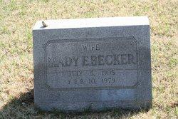 Mady Becker