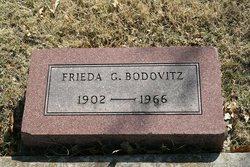 Frieda G. Bodovitz