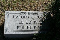 Harold G. Cole