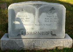 Nancy A <i>Williamson</i> Barnes