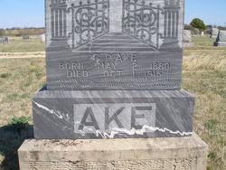 G. P. Ake