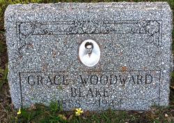 Grace <i>Woodward</i> Blake