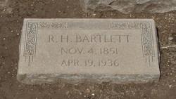 R. H. Bartlett