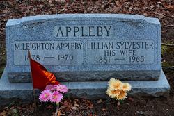 Lillian <i>Sylvester</i> Appleby