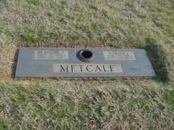 Blanche Julia <i>English</i> Metcalf