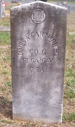 James A Cartwright