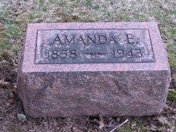 Amanda E <i>Brown</i> Brate