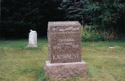 Johanna <i>Wendt</i> Kaphingst