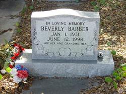 Beverly Jean <i>Titus</i> Barber