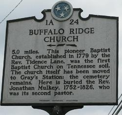 Buffalo Ridge Cemetery
