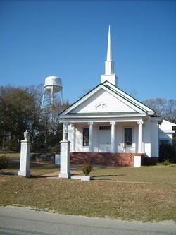 Blythe Methodist Cemetery