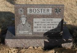 Jonathan Cameron Boster