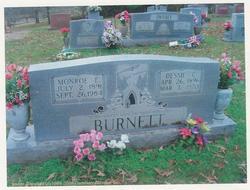 Monroe E. Burnett