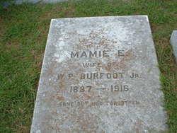 Mamie (Mary) Ellen <i>Stewart</i> Burfoot