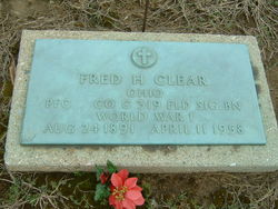 Fred H. Clear
