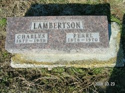Pearl May <i>Beals</i> Lambertson