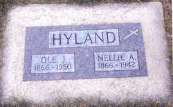 Nellie Anna <i>Aaby</i> Hyland