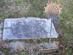 Virginia Mamie <i>Herndon</i> Herman