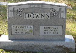 Alexander Downs, Jr