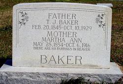 T. J. Baker