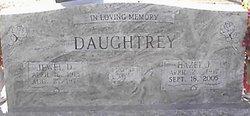 Jewel D Daughtrey