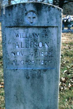 William Herbert Allison