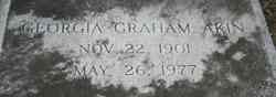 Georgia Graham Akin