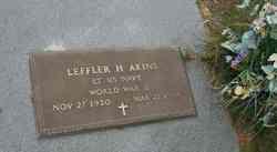 Leffler Horace Akins