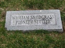 William Snodgrass