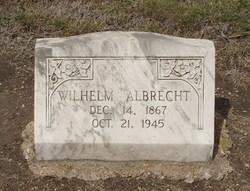 Wilhelm Albrecht