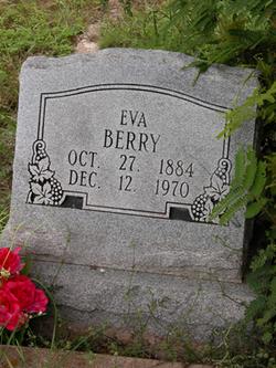 Eva Elizabeth <i>Phillips</i> Berry