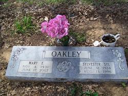 Mary E. Oakley