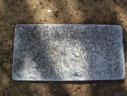 James Leonard Oakley