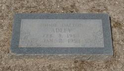 Jimmie Dalton Adley