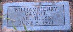 William Henry Gamble