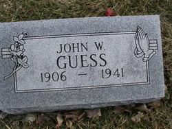 John W. Guess