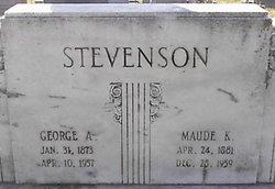 George Alexander Stevenson