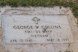 George W Collins